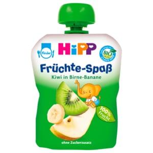 Hipp Früchte-Spaß Kiwi in Birne-Banane 90g