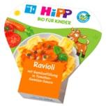 Hipp Bio Kinder-Ravioli mit Tomaten-Gemüsesauce 250g