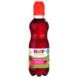 Hipp Apfel-Kirsche mit stillem Mineralwasser 0,3l