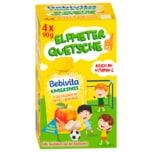 Bebivita Kinder-Spaß Vollkorn in Apfel-Banane 4x90g