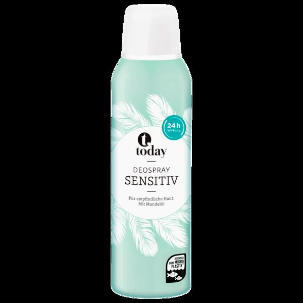 Today Deospray sensitiv 200ml