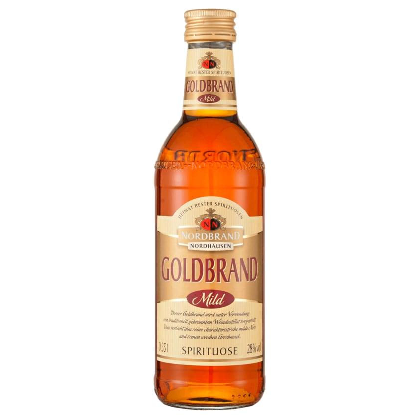 Nordhäuser Goldbrand 0,35l