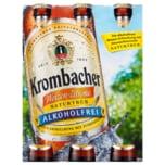 Krombacher Weizen Zitrone alkoholfrei 6x0,33l