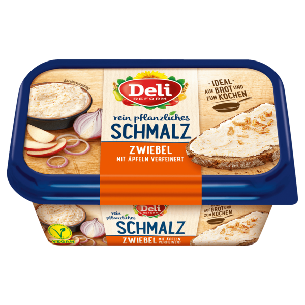 Deli Reform Zwiebel-Schmalz 200g