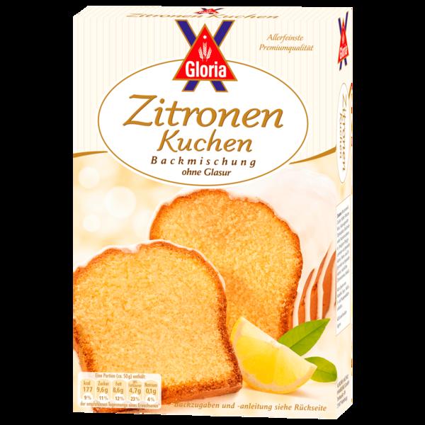 Gloria Zitronenkuchen 400g