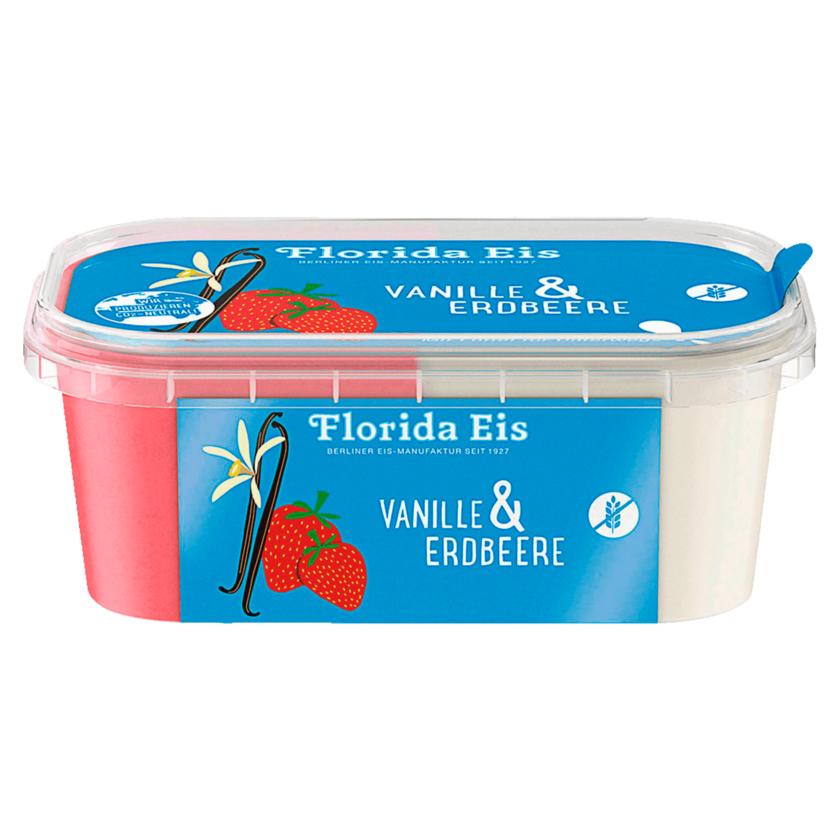 Florida Eis Vanille/Erdbeere 150ml