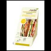 Natsu Sandwich Schinken & Frischkäse 155g