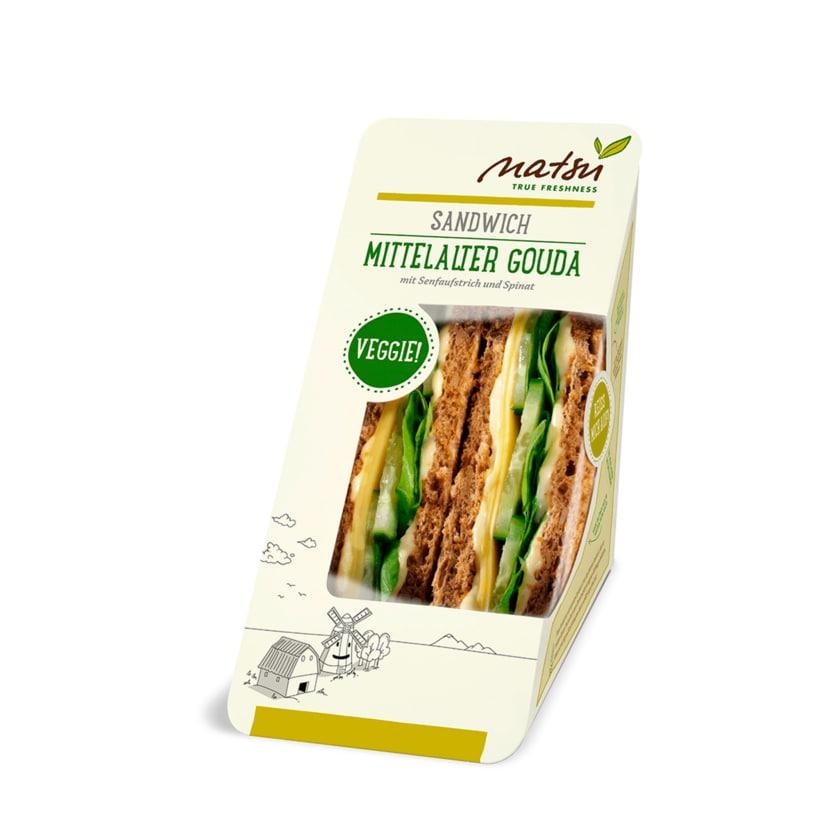 Natsu Sandwich mittelalter Gouda 170g