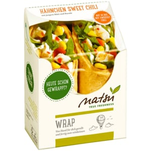 Natsu Wrap Hühnchen süß-scharf 180g