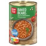 REWE Beste Wahl Baked Beans in Tomatensoße 420g