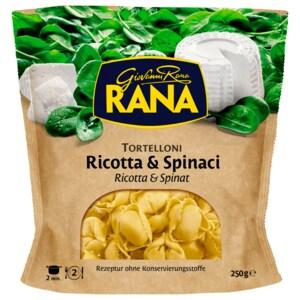 Rana Tortellini Ricotta & Spinaci 250g