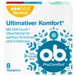 o.b. Tampons ProComfort Normal 8 Stück