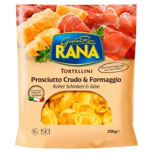 Rana Tortellini Prosciutto Crudo & Formaggio 250g