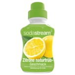 Sodastream Zitrone naturtrüb Sirup 375ml