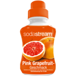 Sodastream Pink Grapefruit Sirup 375ml