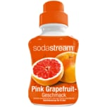 Sodastream Pink Grapefruit Sirup 375ml