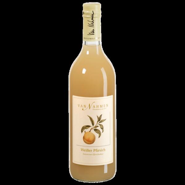 Van Nahmen Weißer Pfirsichnektar 0,75l