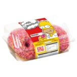The Simpsons Donuts pink glasiert 228g