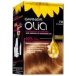 Garnier Olia Dauerhafte Haarfarbe 7.0 Mittelblond