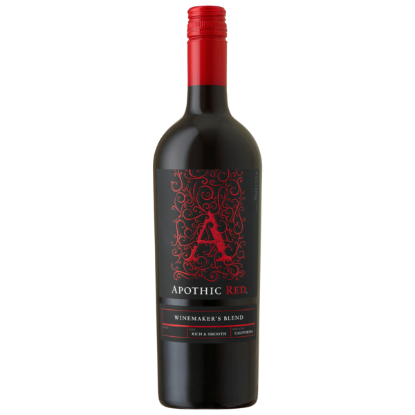 Apothic Red Rotwein Winemaker's blend lieblich 0,75l