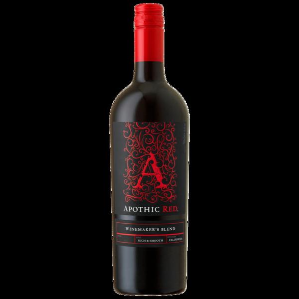 Apothic Red Rotwein Winemaker's blend lieblich 0,75l