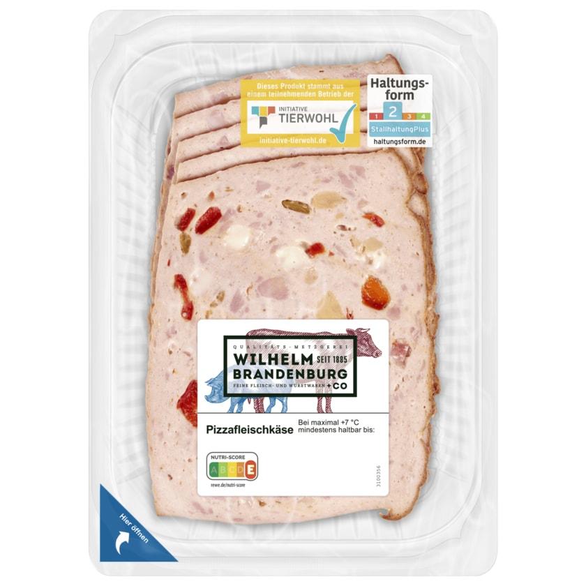 Wilhelm Brandenburg Pizza-Fleischkäse 100g