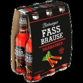 Bitburger Fassbrause Rhabarber 6x0,33l