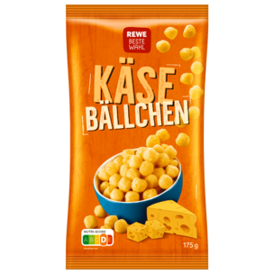 REWE Beste Wahl Käsebällchen 175g