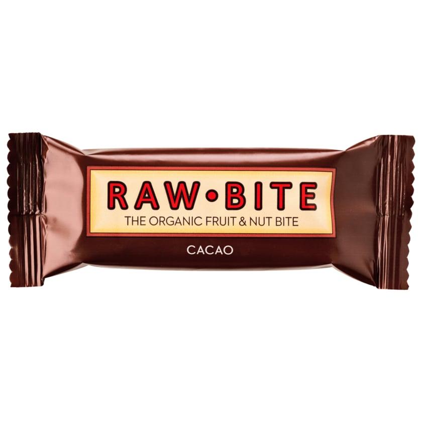 RAWBITE Bio Riegel Cacao 50g