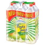 Lichtenauer Fresh n Juicy Apfel 6x1,5l