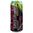 Rockstar Supersours Green Apple Energy Drink 0,5l