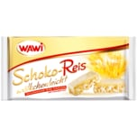Wawi Schoko-Reis weiße Schokolade 200g