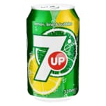 7Up Lemon & Lime 0,33l