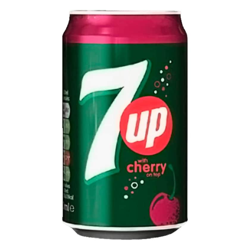 7Up Cherry 0,33l