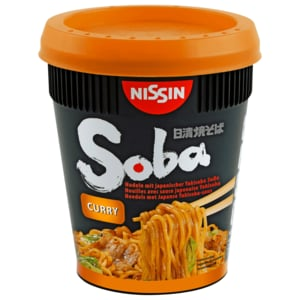 Nissin Soba Cup Curry 88g