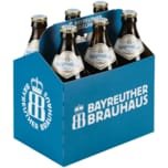 Bayreuther Brauhaus Hell Bio 6x0,5l