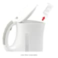 Clatronic Cordless-Wasserkocher WK 3462 weiß 1l
