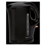 Clatronic Wasserkocher schwarz 1l 900W
