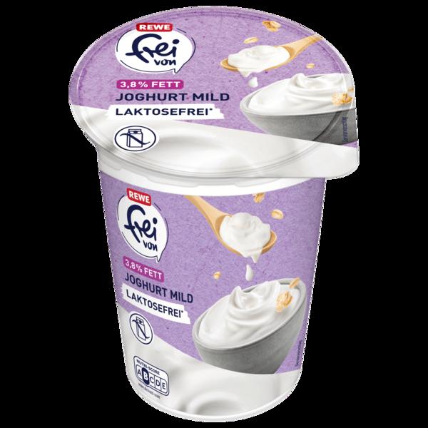 REWE Frei von Joghurt mild 500g