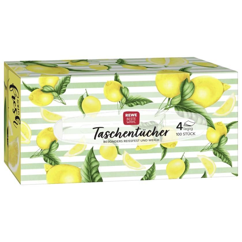 REWE Beste Wahl Taschentücher-Box 100 Stück