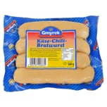Gmyrek Käse-Chili-Bratwurst 4x90g