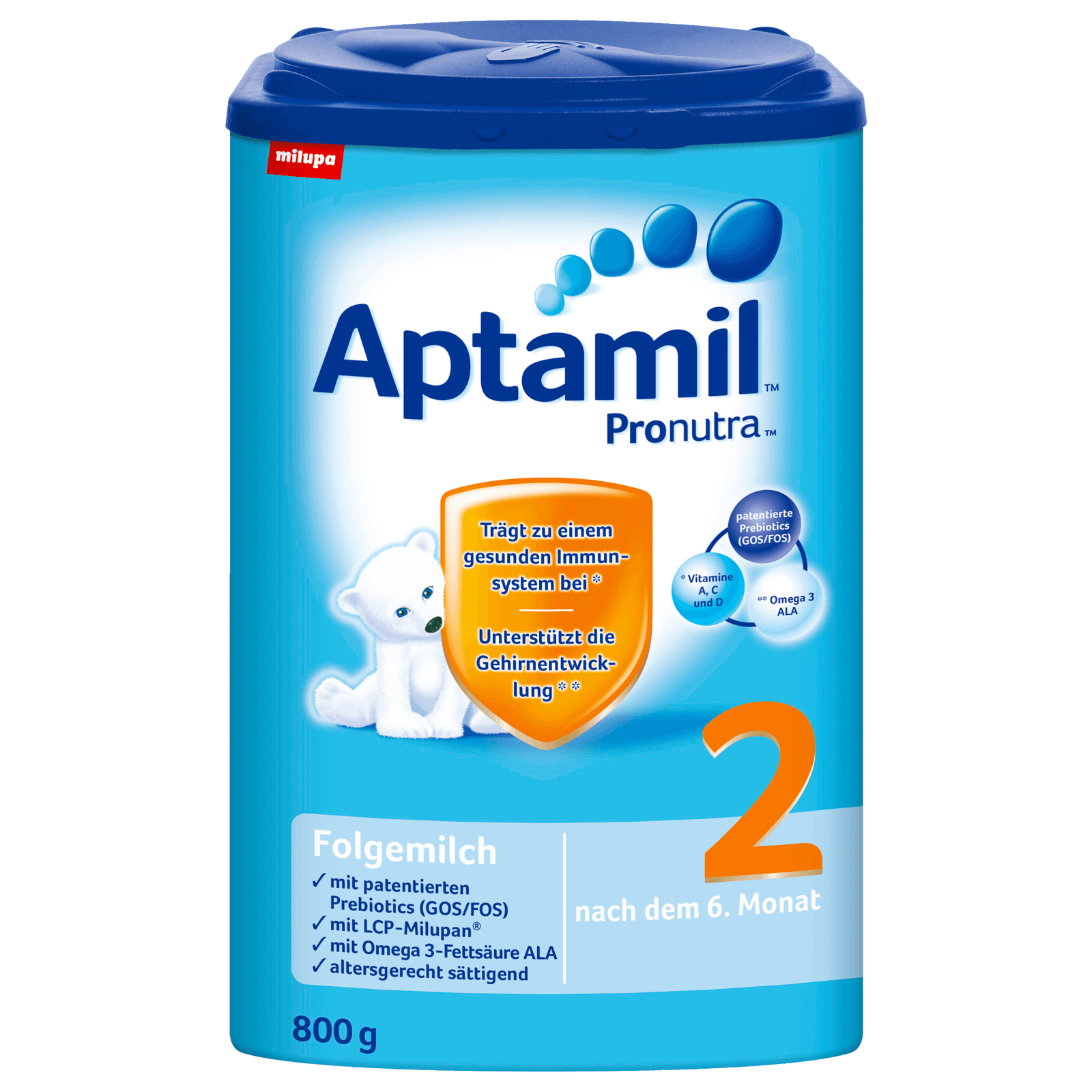 Aptamil 2 Pronutra 800g