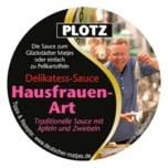 Plotz Sauce Hausfrauen-Art 125g