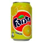 Fanta Lemon 0,33l