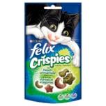 Purina felix Crispies mit Fleisch & Gemüse 45g