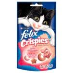 Purina felix Crispies mit Lachs & Forelle 45g