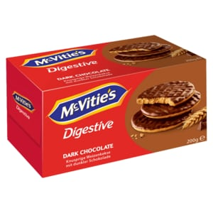 Mc Vitie's Digestive Dark Chocolate 200g