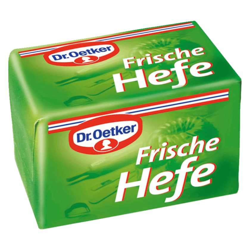 Dr. Oetker Frische Hefe 42g