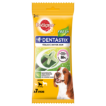 Pedigree Zahnpflege Hundesnack Dentastix Fresh für mittelgroße Hunde 7 Stück