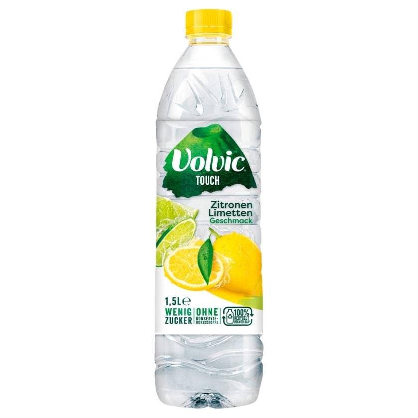 Volvic Touch Zitrone-Limette 1,5l